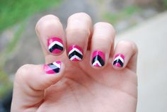Lots of cute nail ideas on this site that I think I might actually be able to do!