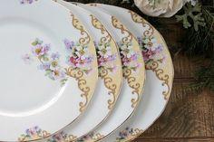 Breathtaking Antique Thun Windemere Dinner by RosebudsOriginals
