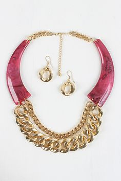 Conditioned Tribes Necklace $16.10