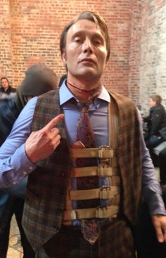 Twitter / Bryan Fuller. WILL GRAHAM DID THIS TO ME #HANNIBAL #EATTHERUDE pic.twitter.com/C0GdE7BAGL