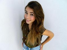 Madison Beer. She is so gorgeous and I'm obsessed with her outfits