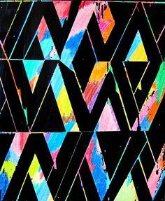 sgraffito krgkrg: 'XXX' by Andrea Bergart