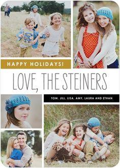 Holiday Cards & Custom Holiday Photo Cards 2014   Tiny Prints