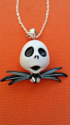 Hey, I found this really awesome Etsy listing at https://www.etsy.com/listing/199297760/nightmare-before-christmas-necklace