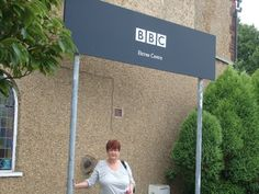 The Entrance to the Elstree studios off Clarendon Road where EastEnders is filmed.  Borehamwood, Herts