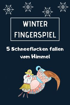 In Kindergarten, Winter, Books, Movie Posters, Children Laughing, Nursery Songs, Games For Children, Winter Time, Libros