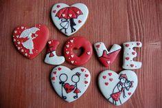 пряники на день валентина - Поиск в Google