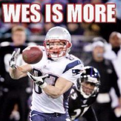 Wes Welker!!! Please let the Patriots sign him!!!!