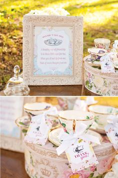 teacups & tutus -- pretty sure @Anna Sebourn and I did this as adults :)