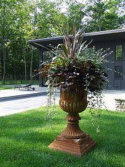 Garden planter, container