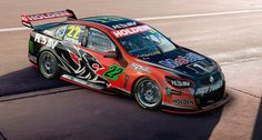The Holden Racing Team's 2016 livery