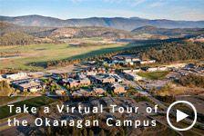 University of British Columbia, Okanagan Campus. See link for virtual tour: http://www.students.ubc.ca/youbc/ok/virtualtour/