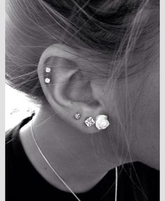 only 1 cartilage piercing would be enough for me, though