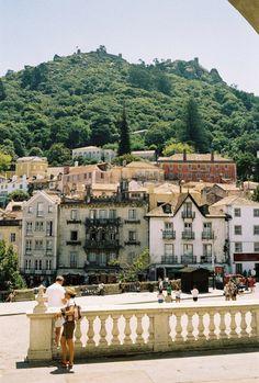 Sintra-  Je ne sais QUOIS  ♔ Sintra, Portugal | by Ellena Light | via travel-lusting
