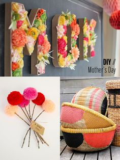 DIY // Mother's Day
