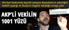 """""""Şehit şehit"""" deyip Hürriyet'i basan AKP'li vekil bedelli çıktı  http://www.cumhuriyet.com.tr/haber/turkiye/362909/_Sehit_sehit__deyip_Hurriyet_i_basan_AKP_li_vekil_bedelli_cikti.html…"""