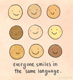 smiling's my favorite :)