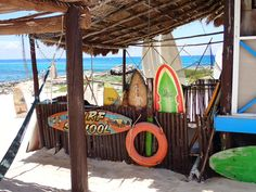Try some surfing while in Cozumel