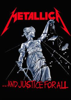 And Justice for All by croatian-crusader on DeviantArt Metallica Albums, Metallica Art, Heavy Metal Music, Heavy Metal Bands, Music Artwork, Art Music, Rock Band Posters, Band Wallpapers, And Justice For All