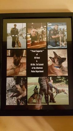 THE BEST GIFT EVER...WE ARE HONORED! Thank you Tal Remi & family and the entire Allentown police dept. EVERY SINGLE DAY YOU PROTECT US...thank you and your k-9 officers! We at The Dining Dog & Friends will continue to provide what ever you need to maintain the healthiest k-9 Partners on the PLANET!!! Thank you today and everyday...also HAPPY MOTHERS DAY TO THE MOTHERS AND WIVES...they make sacrifices too. WE appreciate & wish to  recognize them additionally for their vital role...enjoy your…