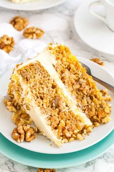 Carrot Pineapple Cake is easy to make from scratch without fancy equipment and tastes even better than traditional carrot cake. This moist carrot cake recipe is perfectly spiced, loaded with fresh carrots and sweet pineapple and layered with a flavorful not-too-sweet cream cheese frosting!