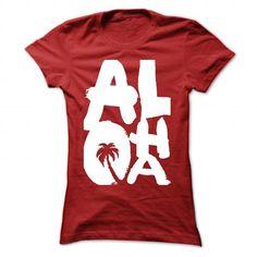 I Love ALOHA T-Shirts
