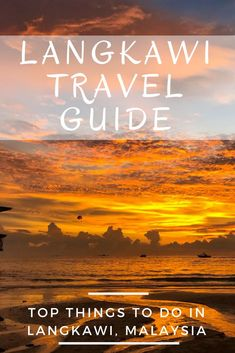 LANGKAWI TRAVEL GUIDE. All you need to know about Langkawi Island, Malaysia. How to get there, where to stay, what to see and where to eat! The best hidden gems and top things to do! Langkawi Itinerary and guide is here!