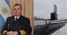 Destituyen al jefe de la Armada Argentina tras la desaparición del… #Internacionales #destitución #jefedelaArmada #submarinodesaparecido