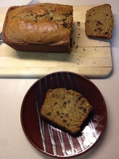 How to Make Old Fashioned Chocolate Chip Banana Bread