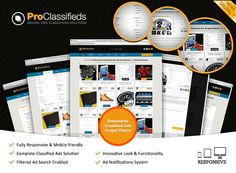 ProClassifieds - Drupal Classified Ads Solution