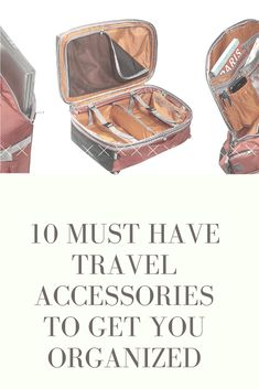 There is no reason traveling should be stressful, and organization is key. this applies especially to those of your traveling with children. Travel With Kids, Family Travel, Pontoon Boat Accessories, Diy Projects For Adults, Must Have Travel Accessories, Boat Fashion, Travel Organization, Organization Ideas, On The Road Again