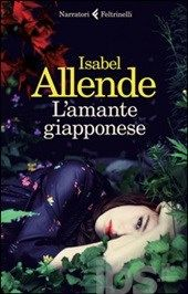 "Libro ""L'amante giapponese"" di Isabel Allende"