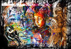 A guide to London Street art - graffitti in Blackall St