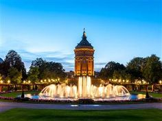 Mannheim is a city in the northwest corner of the state of Baden-Württemberg in Germany, at the confluence of the Rhine and Neckar rivers.The center of Mannheim is laid out like a chess board, with no real street names. Addresses in the Quadrat take the form of a grid reference, such as Q3, 12 designating a block