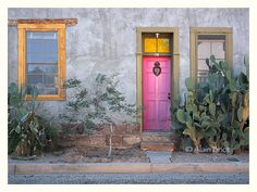Knock Knock...anyone home? What's behind the door? - The Cottage Market