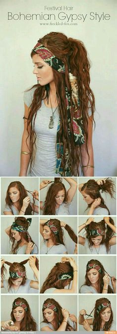 Bohemian Gypsy Style