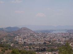 View of Salamina
