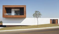 Studio Guilherme Torres designed the LA House in Londrina, Brazil.