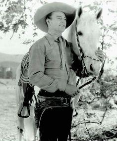John Wayne in Blue Steel, 1934