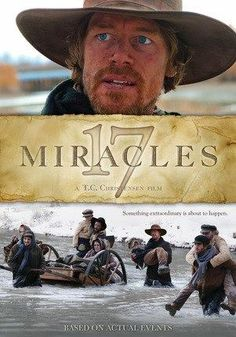 LOVE, love, love this movie...true accounts of many, miracles, of Mormon, pioneers and their Westward trek