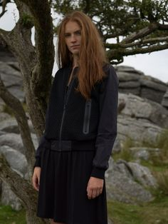 Griffin SS15  #Bomber #Mesh #Womenswear #Military #fashion #freedom #eco #sustainability #sustainable #luxury #British #MadeinItaly #sportswear #outdoors #Dartmoor #LoveLife