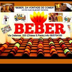 10 e 11 de outubro: um pouco de Brasil no seu fim de semana em Roma? Confira!   | Steakhouse Drinking