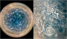 NASA Releases Amazing New High-Definition Photos of Jupiter Jupiter Photos, Clouds Band, Juno Spacecraft, Mind Blowing Images, Space Probe, Gas Giant, Space Photography, Some Beautiful Pictures, Astronomy