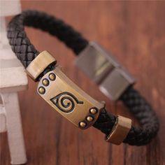 Naruto - Bracelet    https://the-gift-shack.com/collections/naruto/products/naruto-bracelet