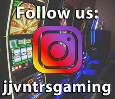 Follow J&J Ventures Gaming on Instagram to stay up to date with Video Gaming and Video Poker! #slots #getyourgameon