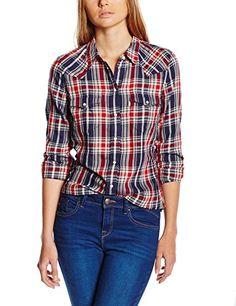 Casual Shirts, Westerns, Plaid, Classic, Long Sleeve, Amazon, Tops, Fashion, Long Dress Patterns