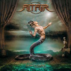 "ALTAIR (Power Metal) • ""Descending: A Devilish Comedy"" • Full-length album, June 30th, 2017"