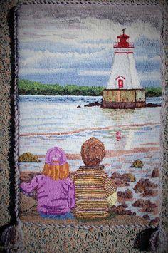 Sandy Point Lighthouse McGrath - RHM ND 2015
