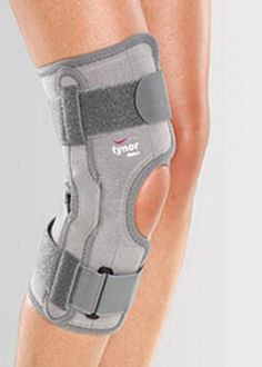 Functional Braces used after a knee injury to support the knee while it heals. Functional braces are designed to reduce knee instability and may also reduce the risk of injuring other parts of the knee. There are specific functional knee braces to be worn Acl Brace, Parts Of The Knee, Orthotics And Prosthetics, Knee Wraps, Sprained Ankle, Neck And Back Pain, Bad Posture, After Surgery, Elderly Care