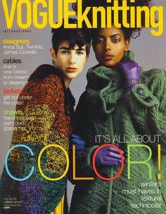 Vogue Knitting 2007 冬 - 沫羽 - 沫羽编织后花园